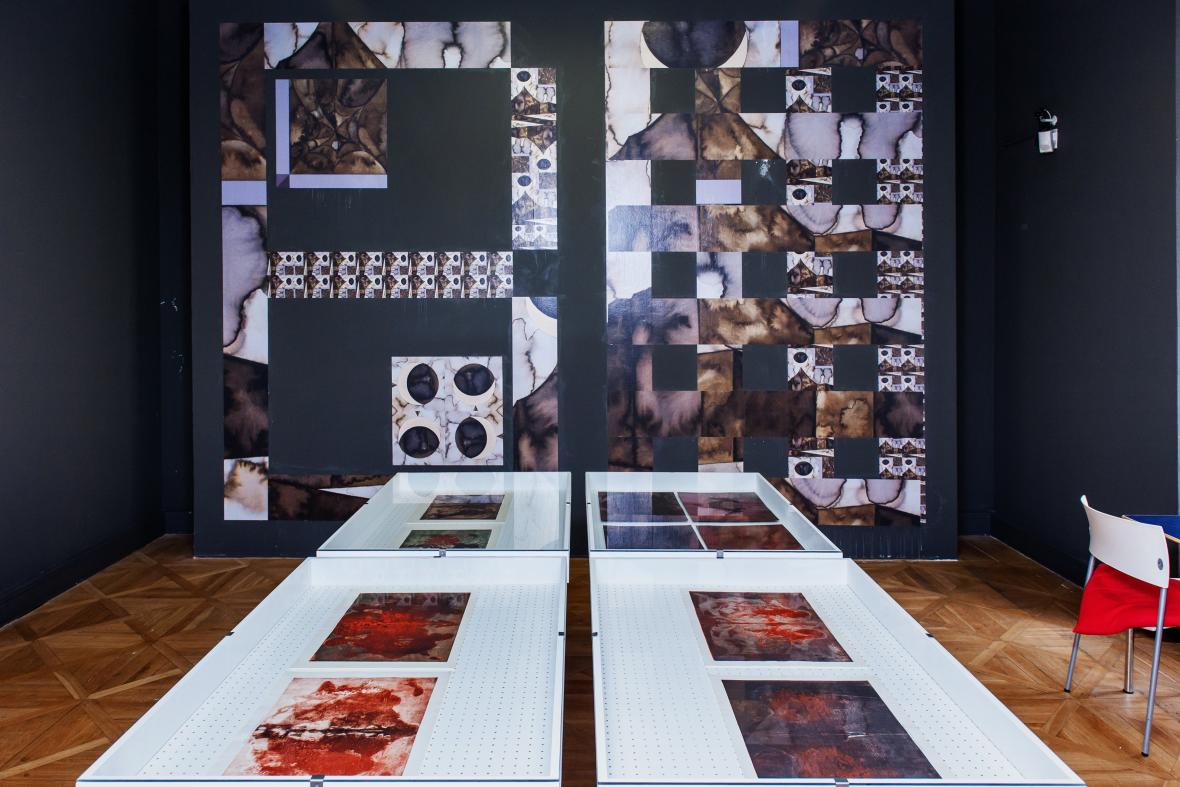 Z výstavy Boudník (Moravská galerie)