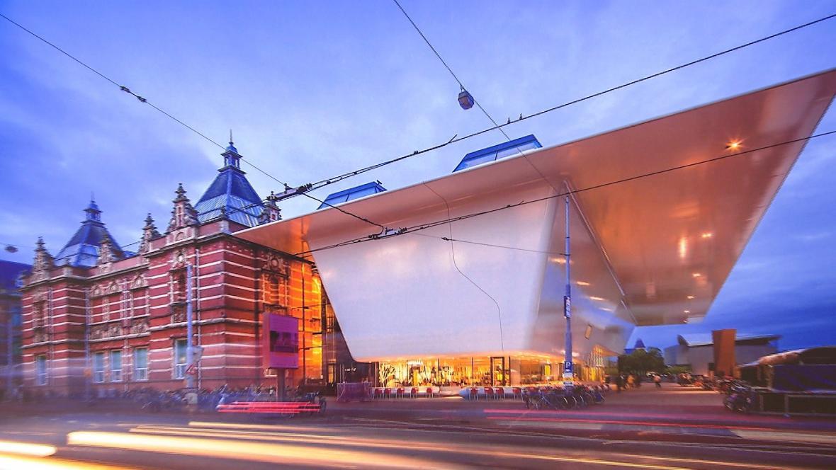 Městské muzeum v Amsterdamu