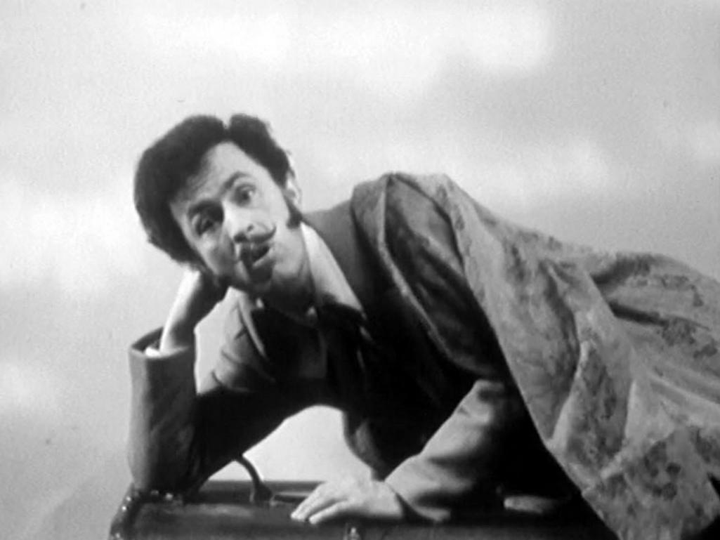 Jaroslav Kepka v Andersenově pohádce Létající kufr (1968)