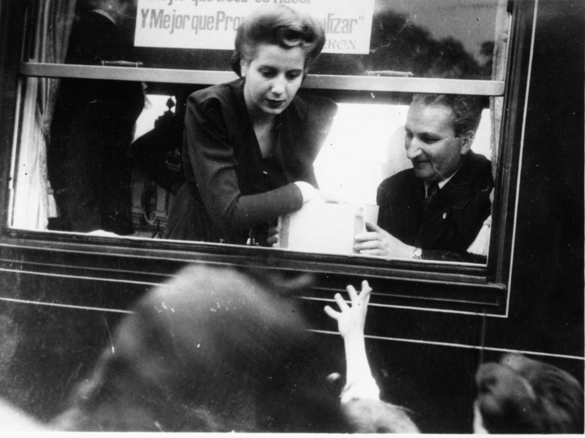 Eva Perónová