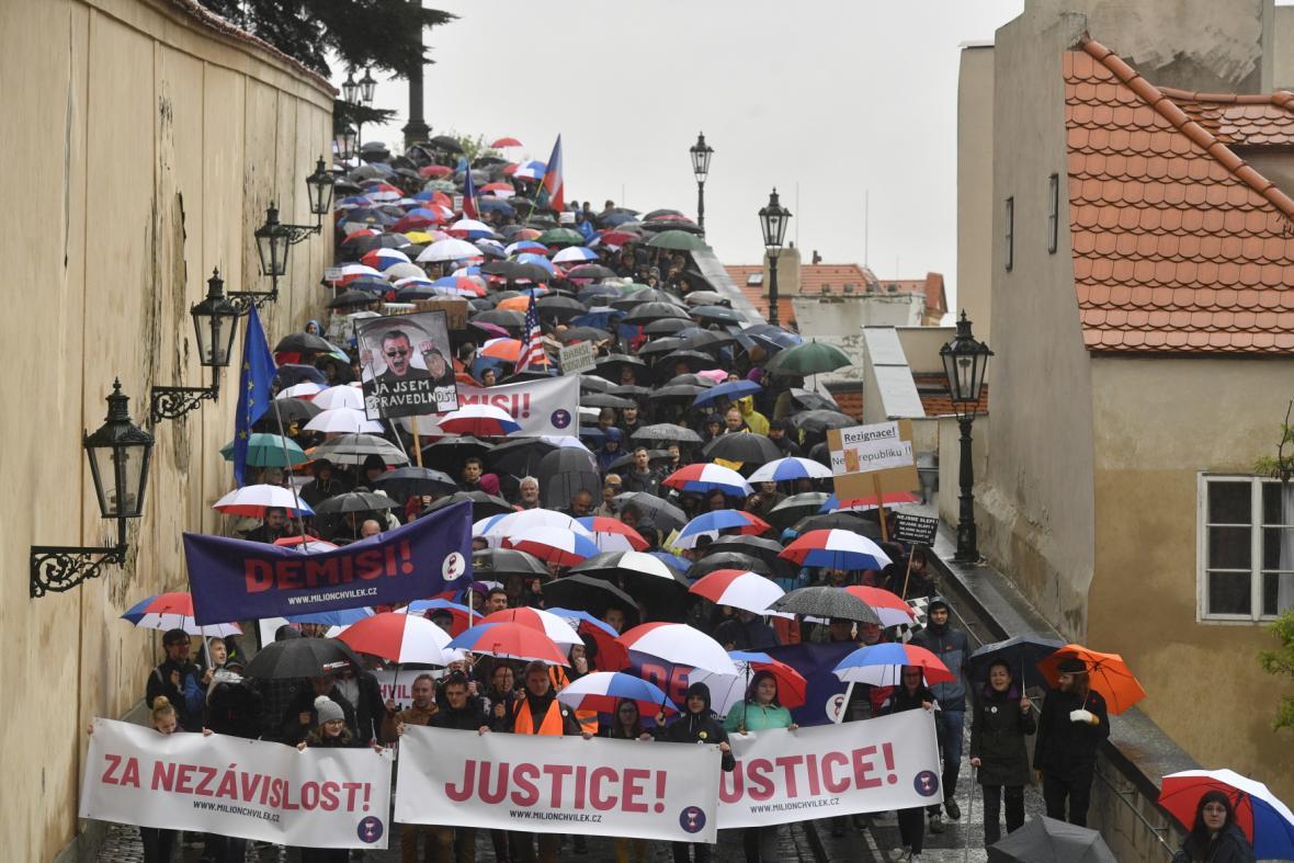 Pochod za nezávislost justice