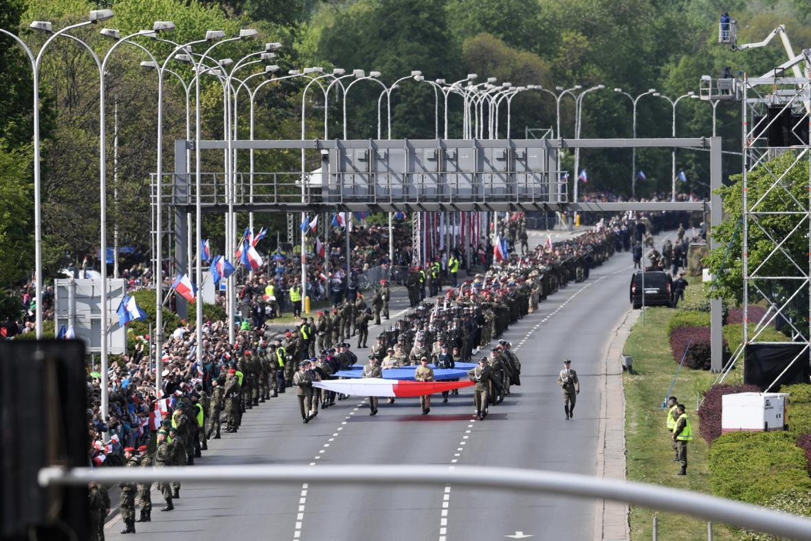Polsko slaví Den ústavy