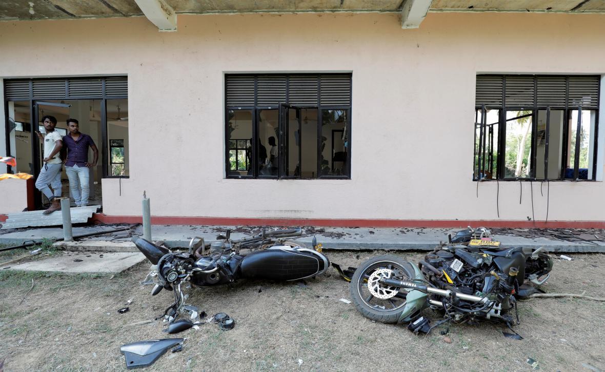 Srí Lanka se po útocích potýká s náilím proti muslimům