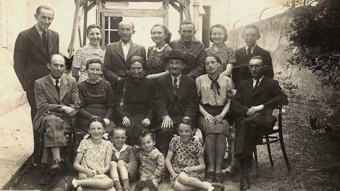 Rodina Alexandera Bachnára