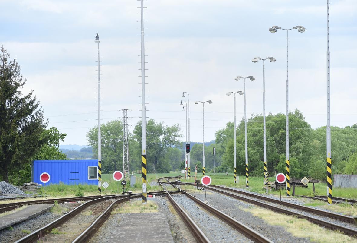 Po trati mezi Olomoucí a Uničovem bude moci jezdit víc spojů a hlavně rychleji