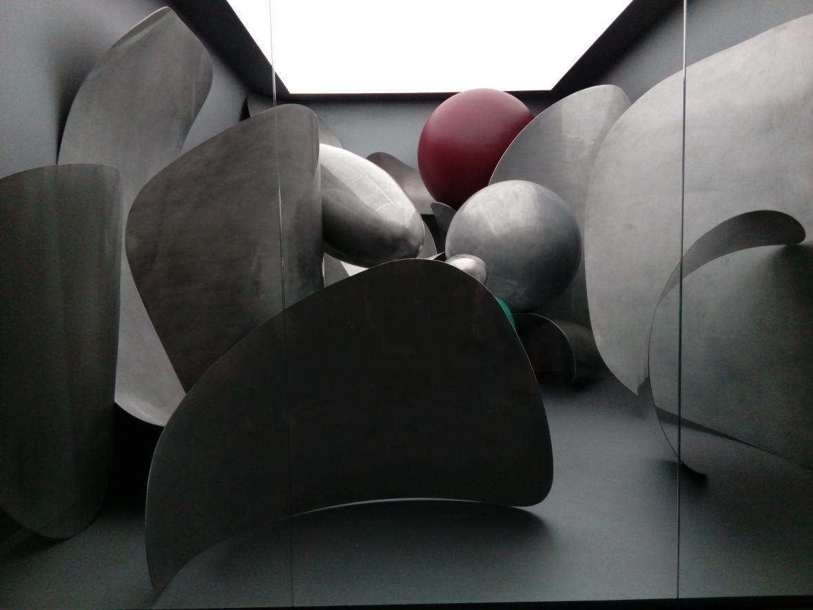 Mikrosvět čínského architekta a sochaře Liu Weie