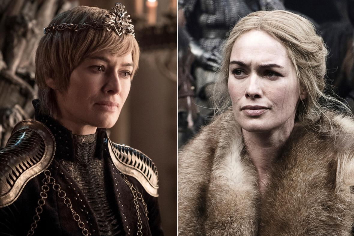Lena Headeyová jako Cersei Lannister