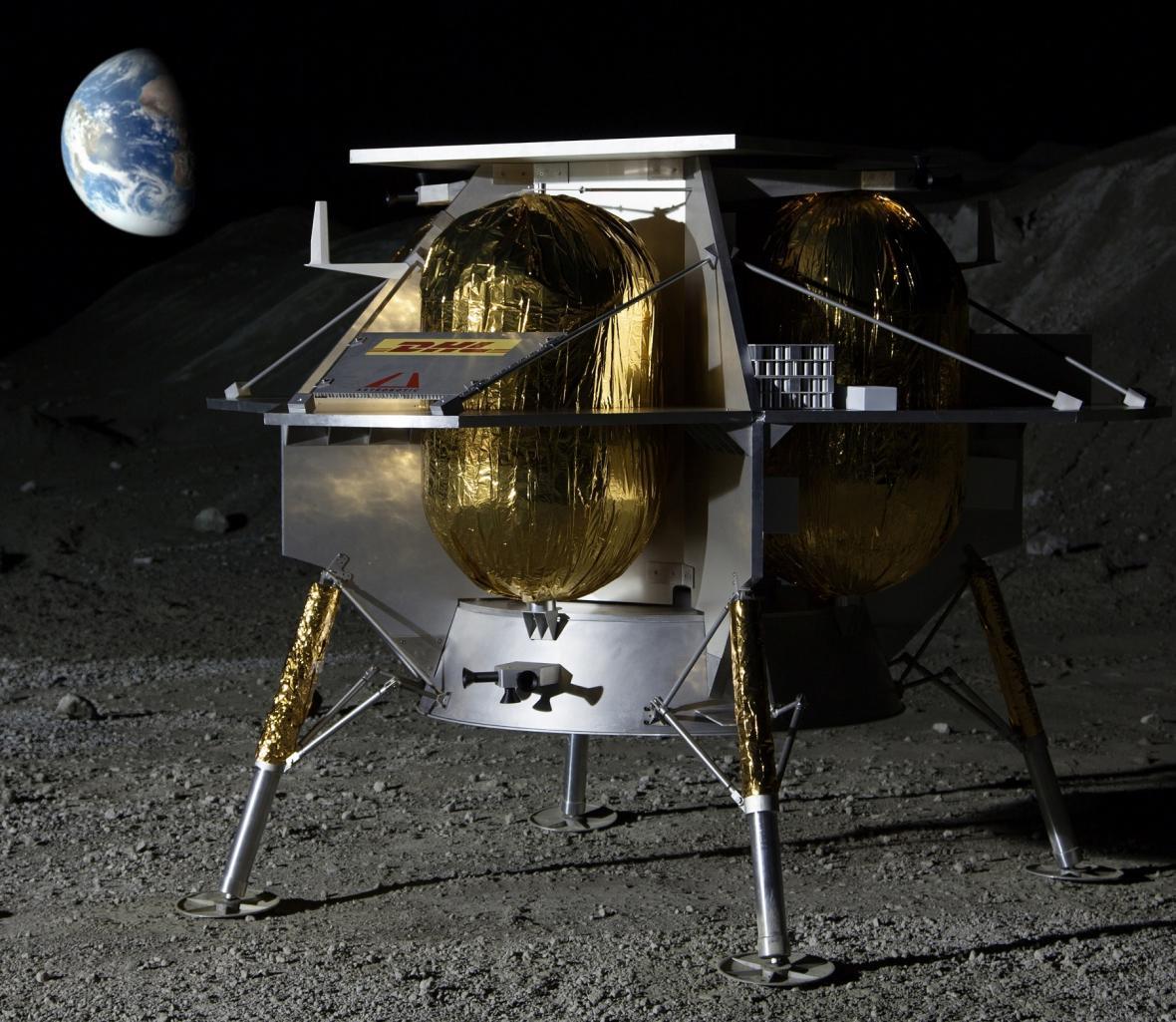 Modul od Astrobotic
