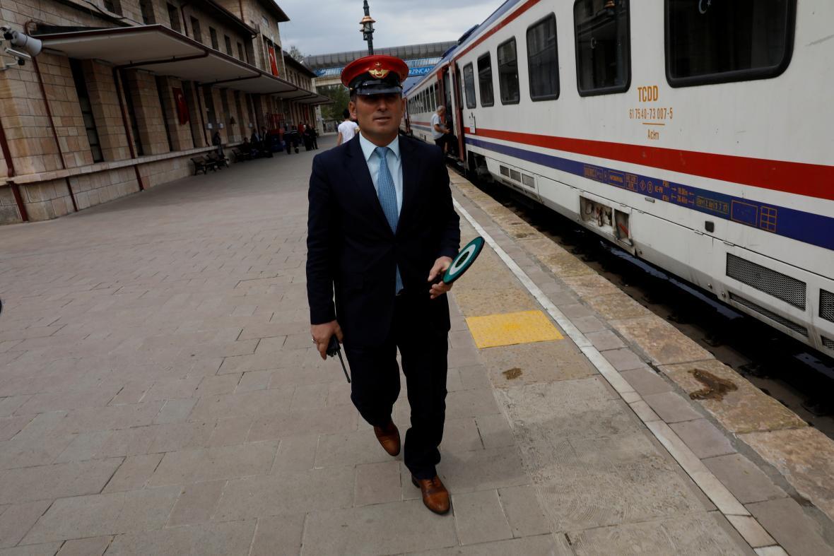 Turecká železnice