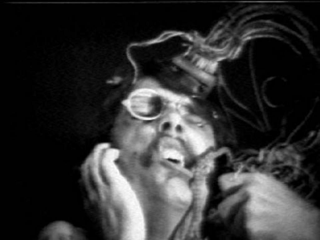 Woody Vasulka / Thierry, 1970, video, Galerie hlavního města Prahy