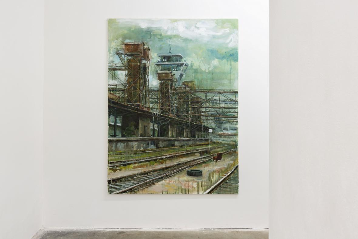 Matěj Rejl / Trainspotting, 2018
