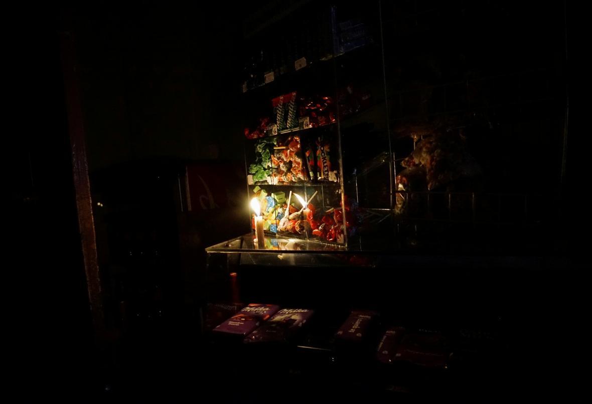 Blackout v Argentině