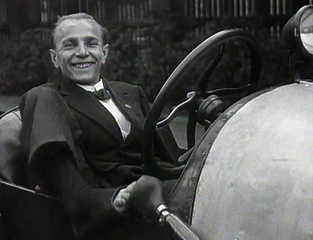 František Filip alias Bezruký Frantík