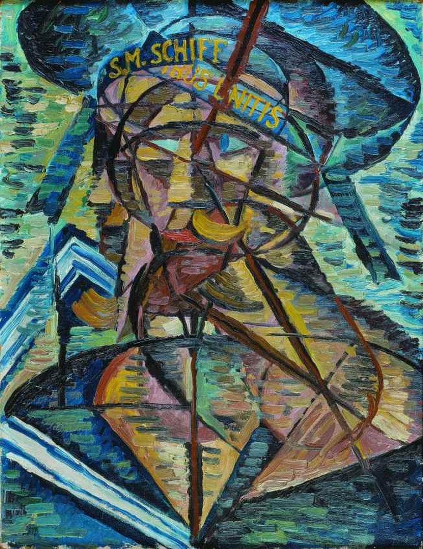 Bohumil Kubšita / Námořník, 1913