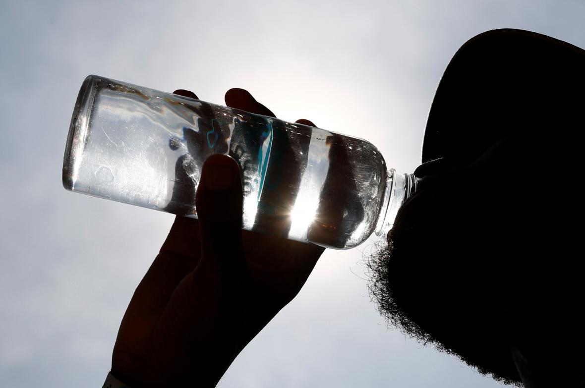 Důležité je dodržovat pitný režim