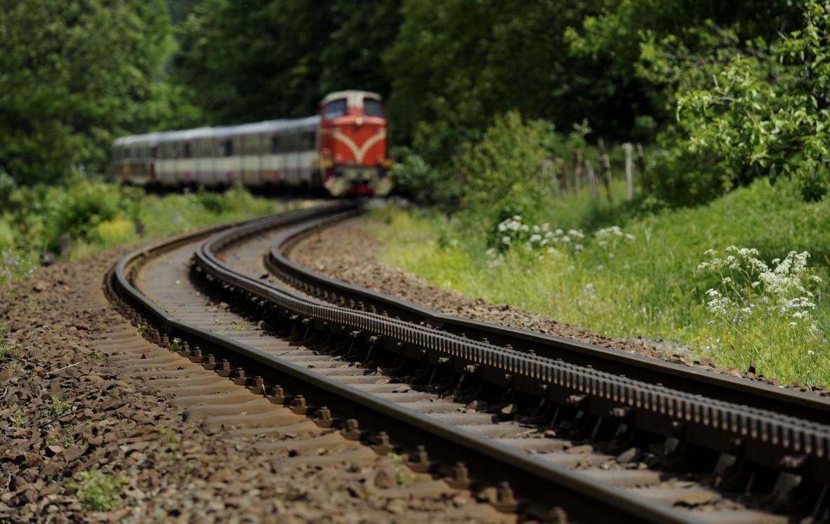 Kořenovská ozubnicová železnice