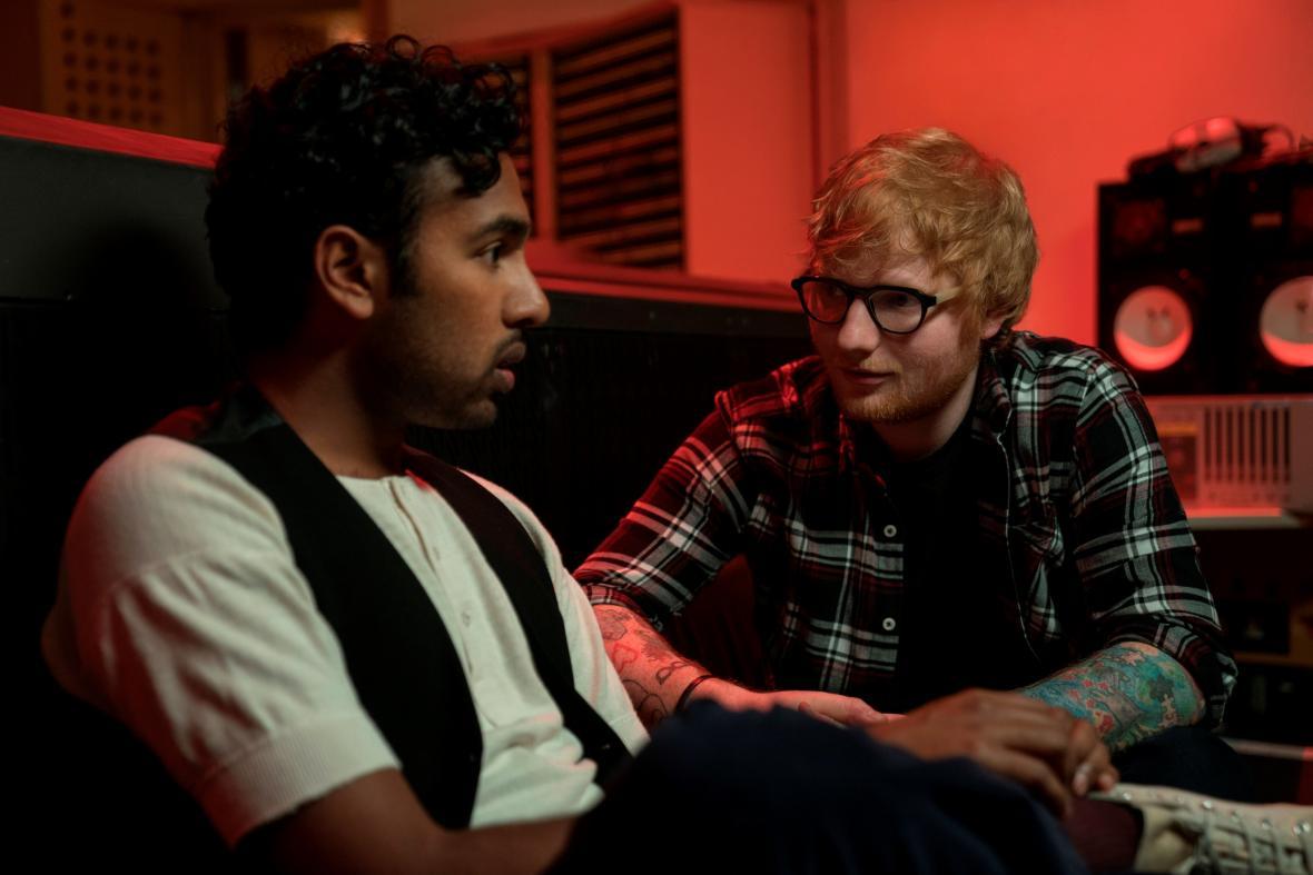 Himesh Patel a Ed Sheeran