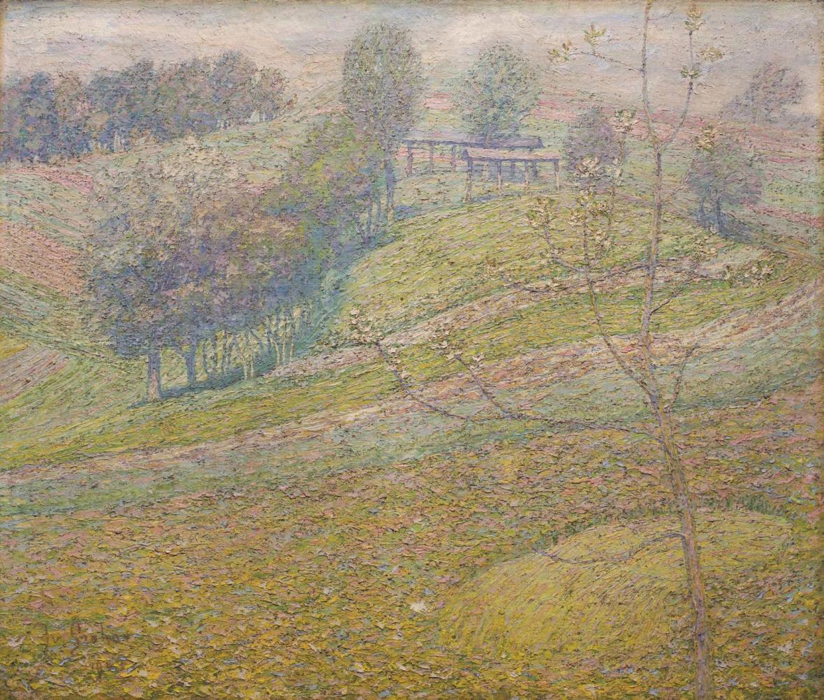 Ivan Grohar / Jaro, 1903