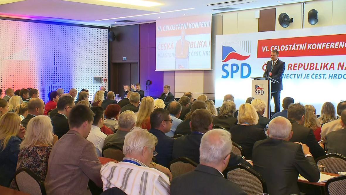 Konference SPD
