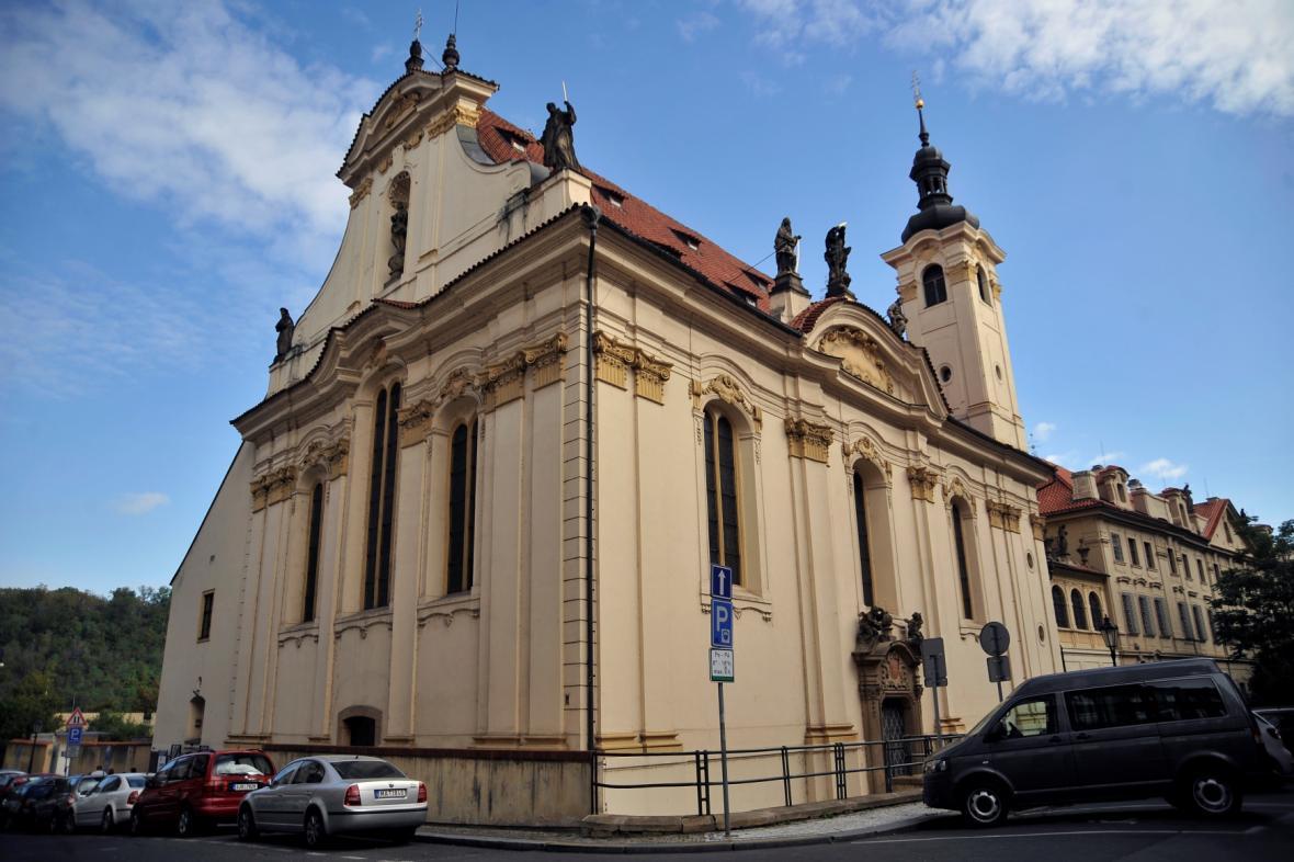 Kostel svatých Šimona a Judy na Starém Městě