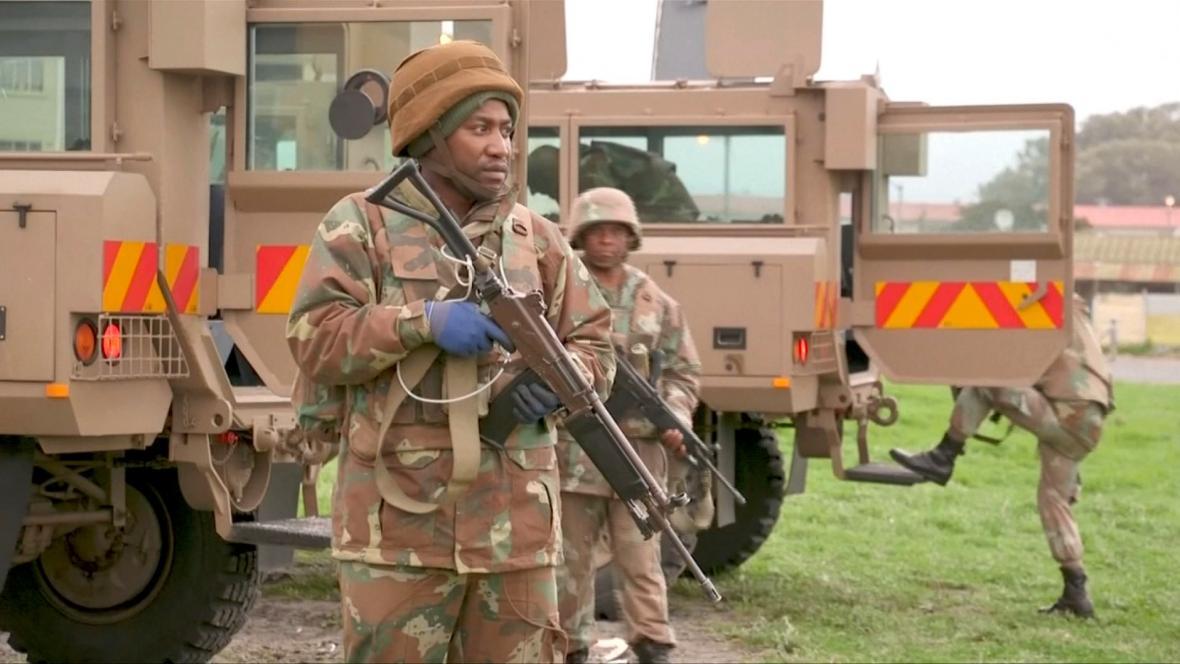 Jihoafrická armáda