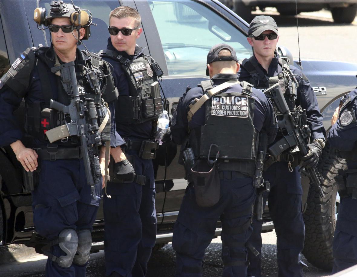 Střelba v El Pasu