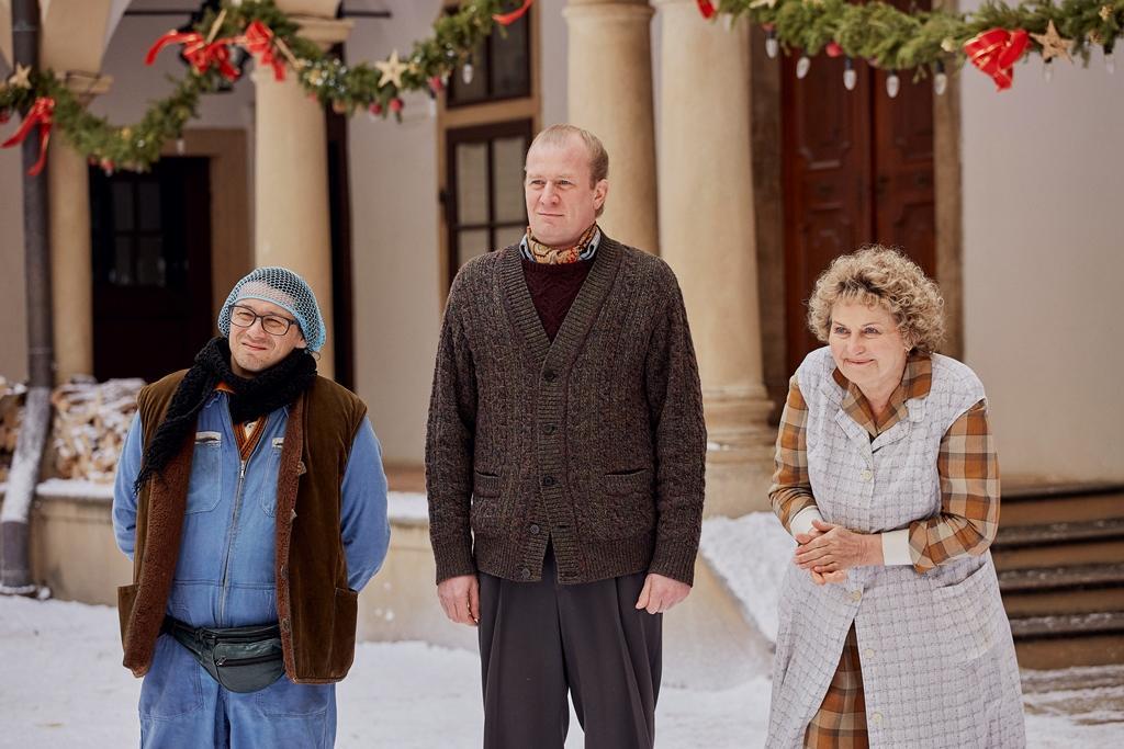 Pavel Liška, Martin Pechlát a Eliška Balzerová