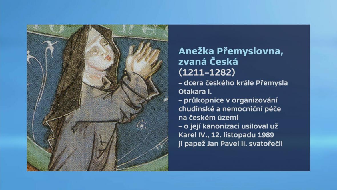 Anežka Přemyslovna, zvaná Česká