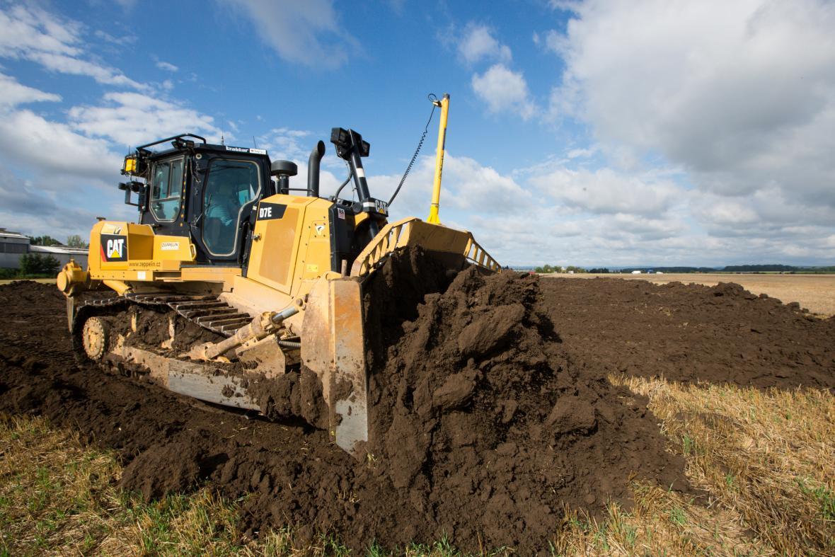 Stavba prostějovského obchvatu začala 13. srpna 2019, silnice má být hotová za 32 měsíců