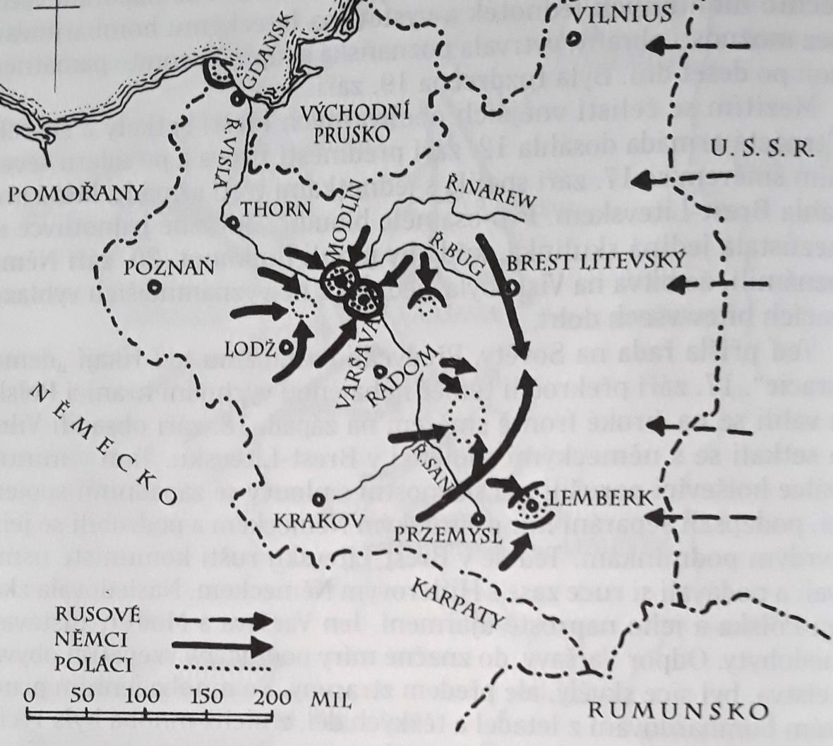 Polsko 17. září 1939