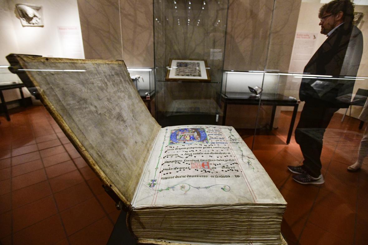 Matutinale pražské kanonie augustiniánů kanovníků Na Karlově z let 1411 až 1420
