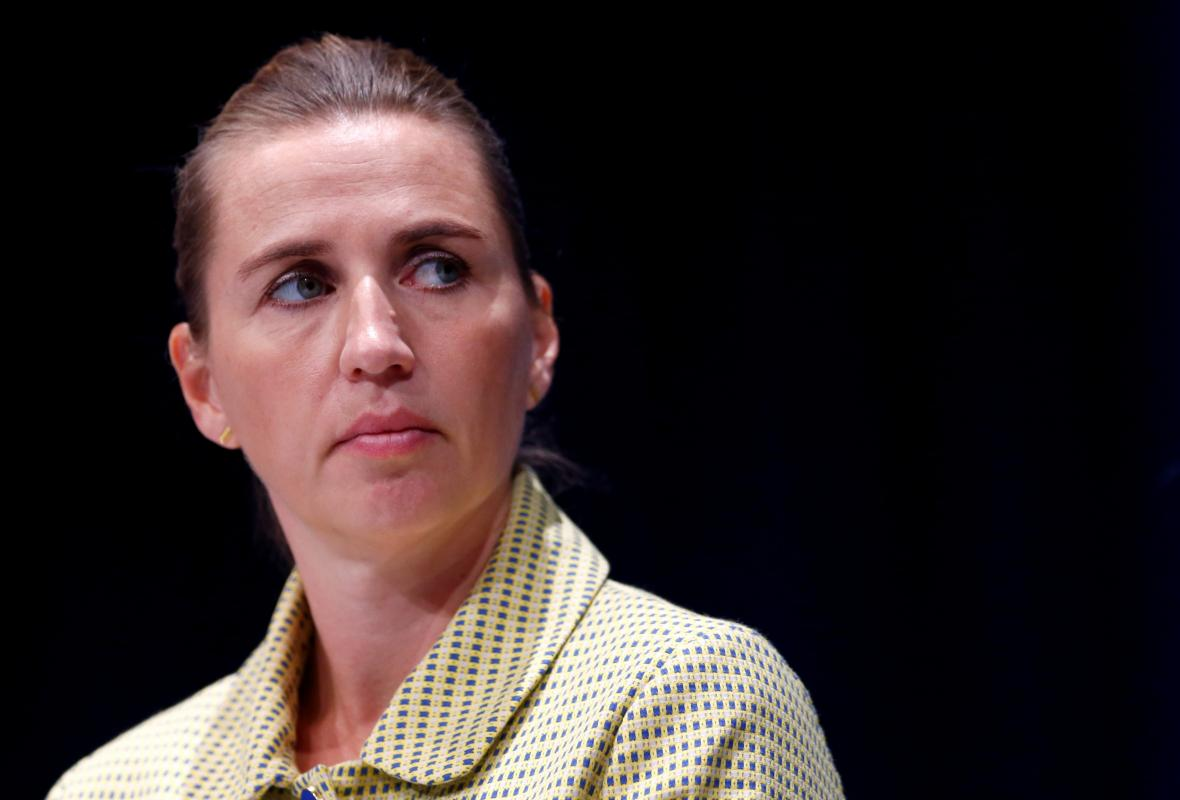 Mette Frederiksenová