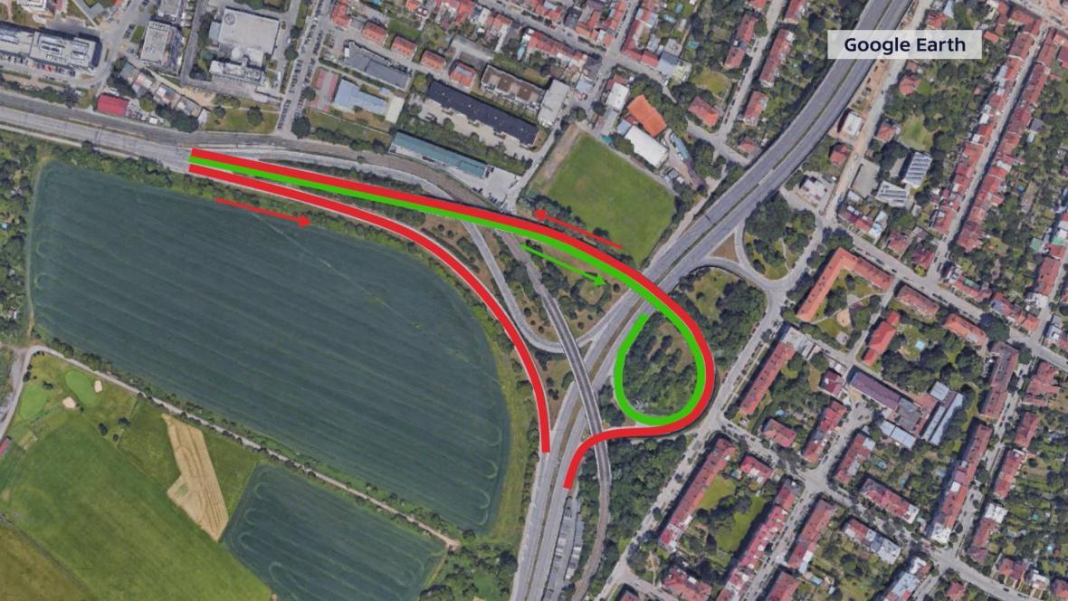 Řidiči si budou muset zvyknout na změny na ulici Žabovřeské