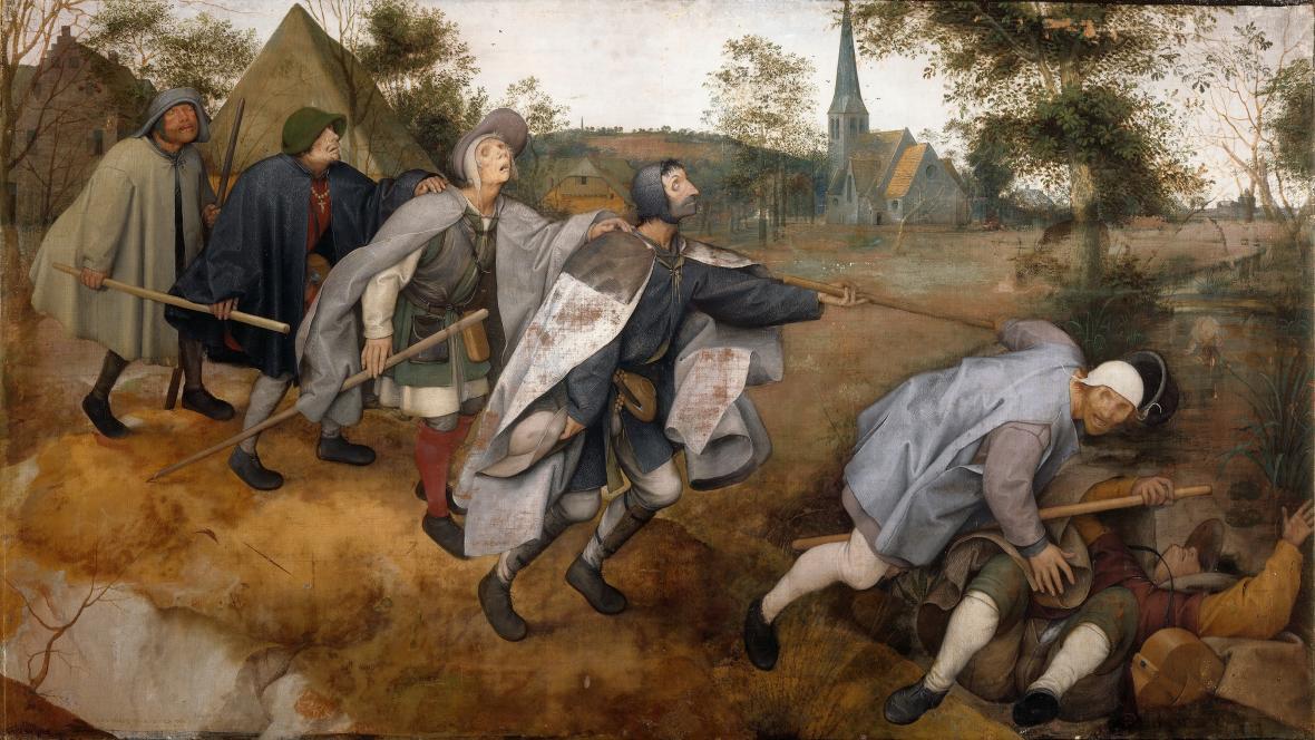 Pieter Brueghel starší /