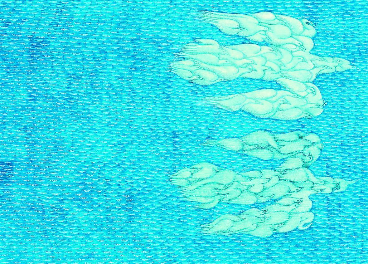 Z knihy Ptačí sněm