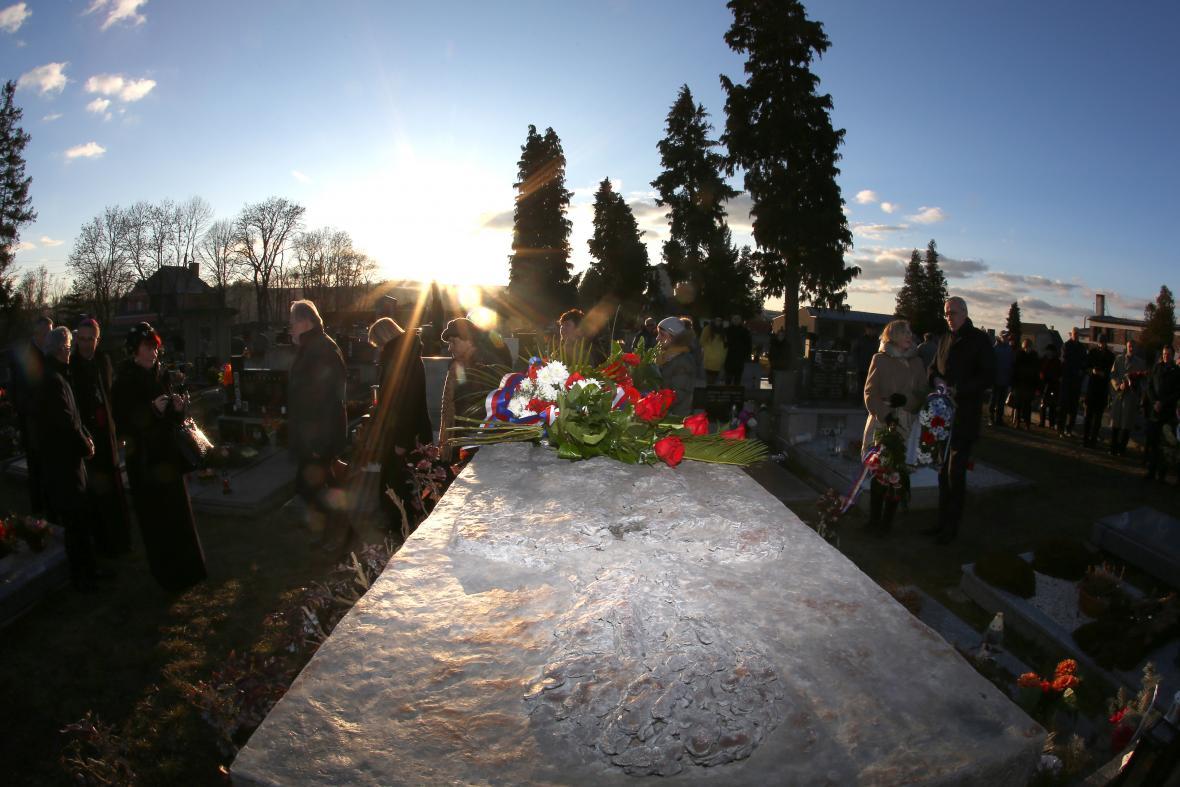 Hrob Jana Zajíce