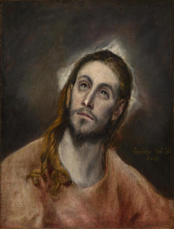 Z výstavy Staří mistři (El Greco)