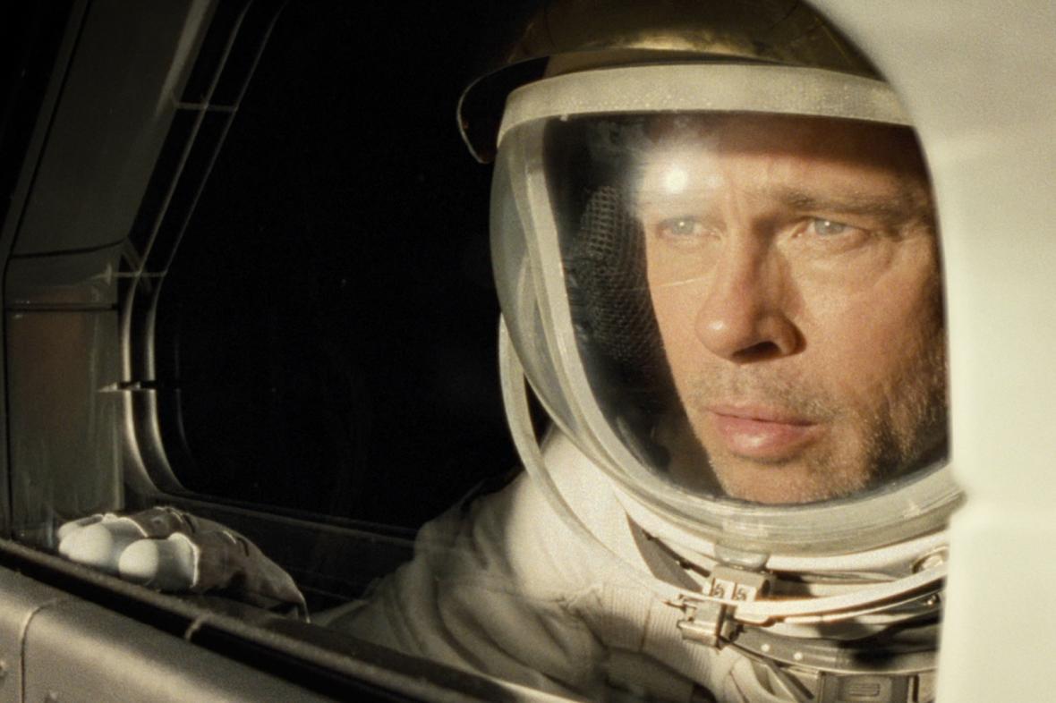 Brad Pitt ve filmu Ad Astra