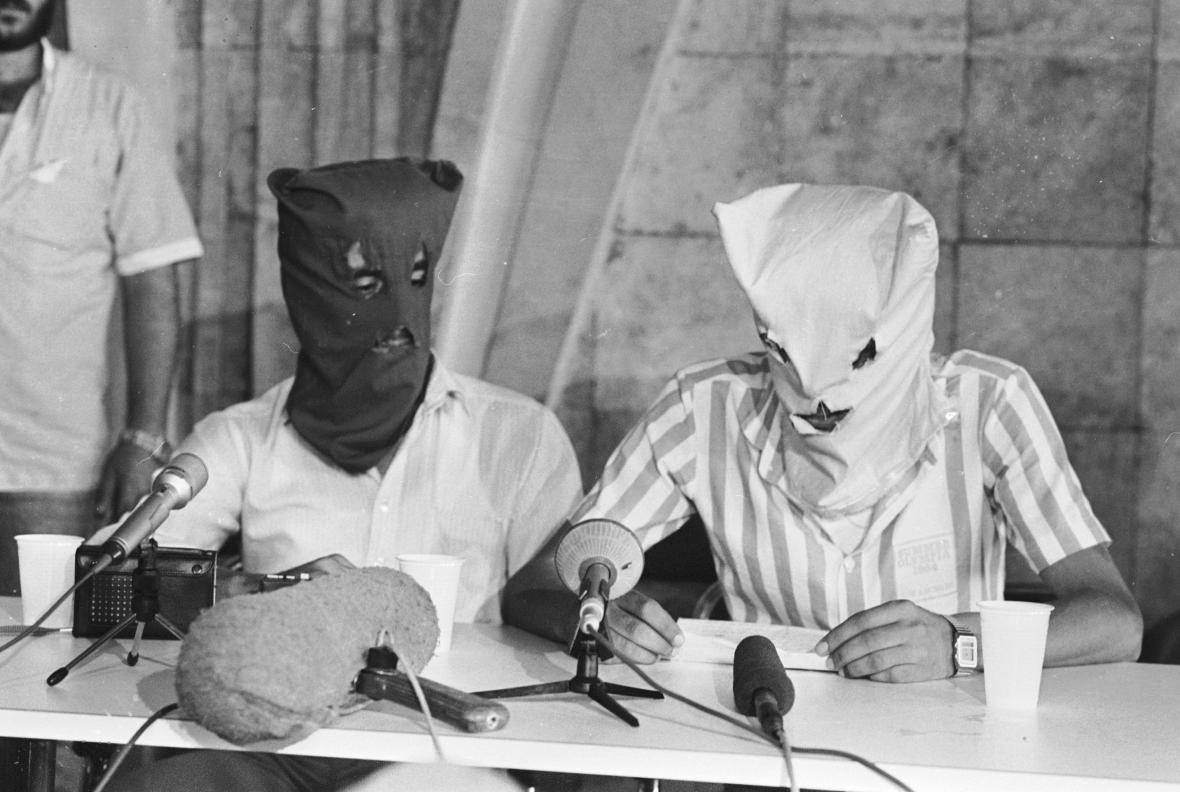 Únosci boeingu společnosti TWA