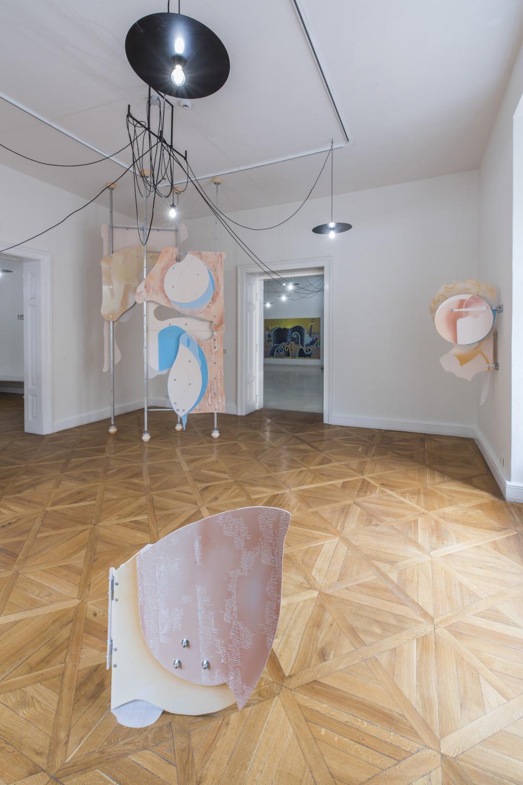 Výstava finalistů 30. Ceny Jindřicha Chalupeckého