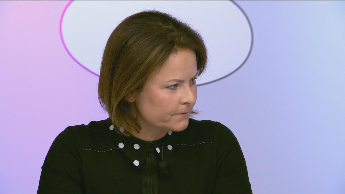 Hlavní ekonomka Raiffeisenbanky Helena Horská