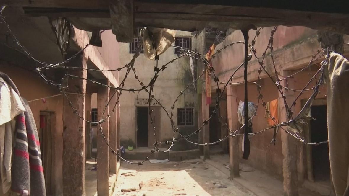 Islámská škola v Nigérii, v níž mučili žáky