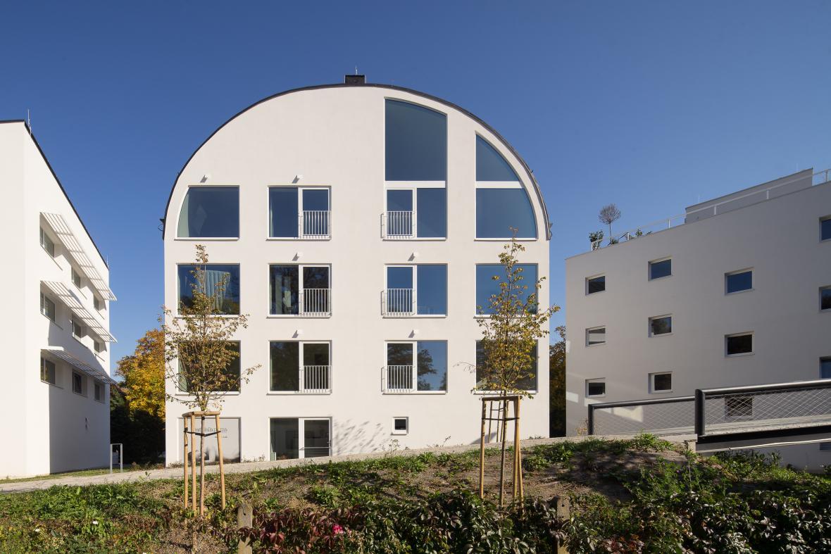 Bytový komplex Corso Pod Lipami v Řevnicích
