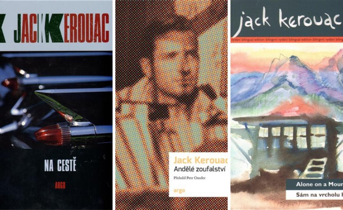 Knihy Jacka Kerouaca