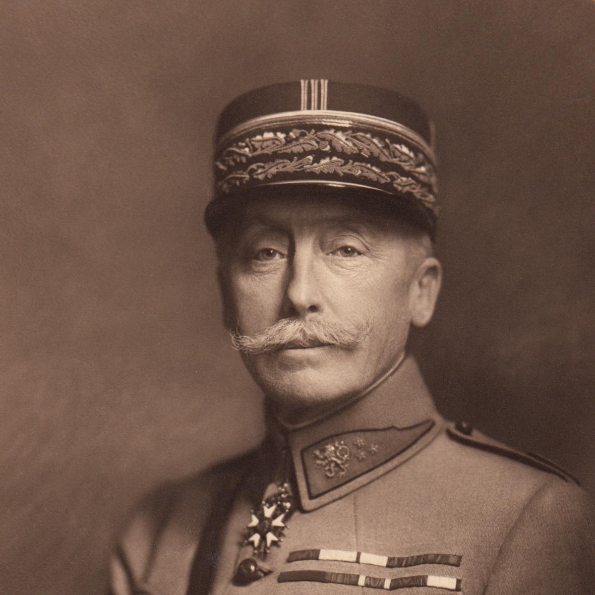 Generál Maurice Pellé