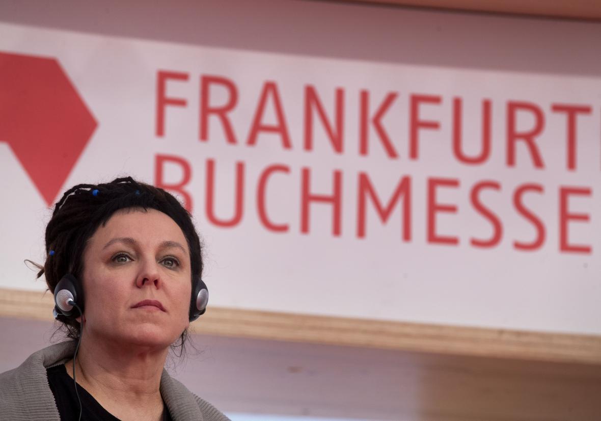 Olga Tokarczuková