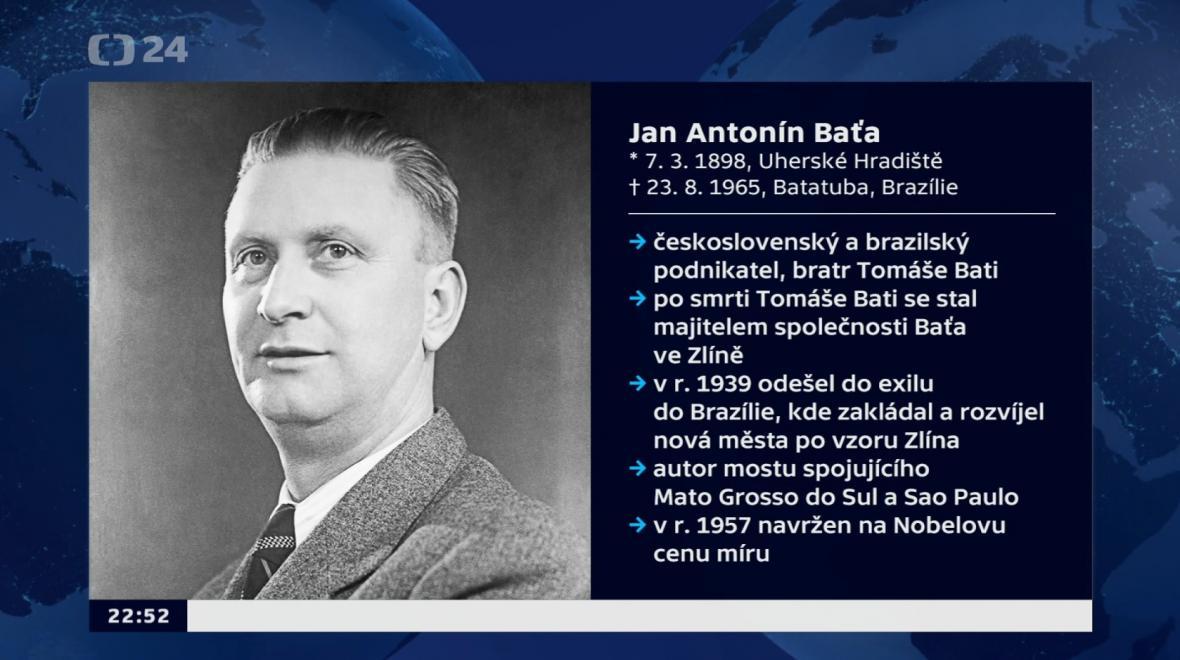 Jan Antonín Baťa