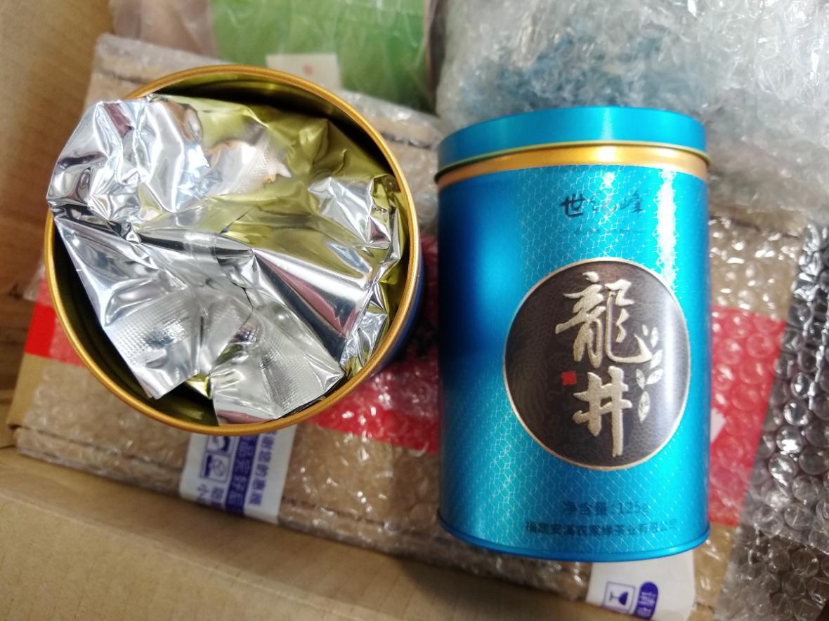 Inspekce zachytila čaj z Číny z vysokým obsahem pesticidů