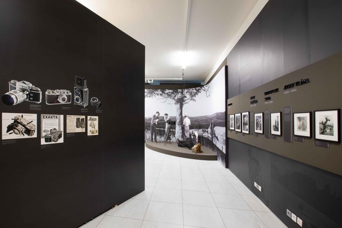 Výstava Sláva amatérské fotografie