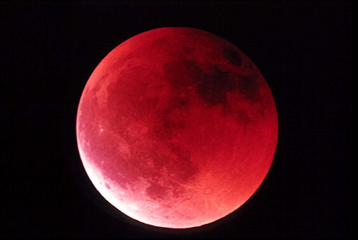 Úplné zatmění Měsíce 17. srpna 1989